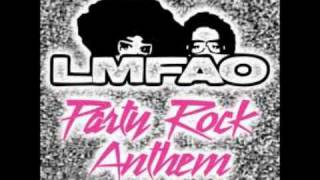 Download lmfao party rock anthen MP3 song and Music Video