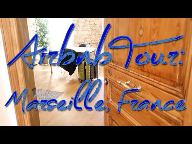 Apartment Tour | Marseille, France Airbnb