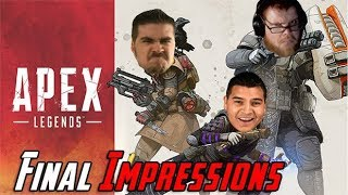 Apex Legends – Angry Impressions [F2P Review]