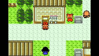 Pokemon Gold Version Part 7: Rival Battle Fail