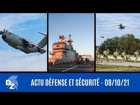Breves Défense Zone 8 octobre 2021