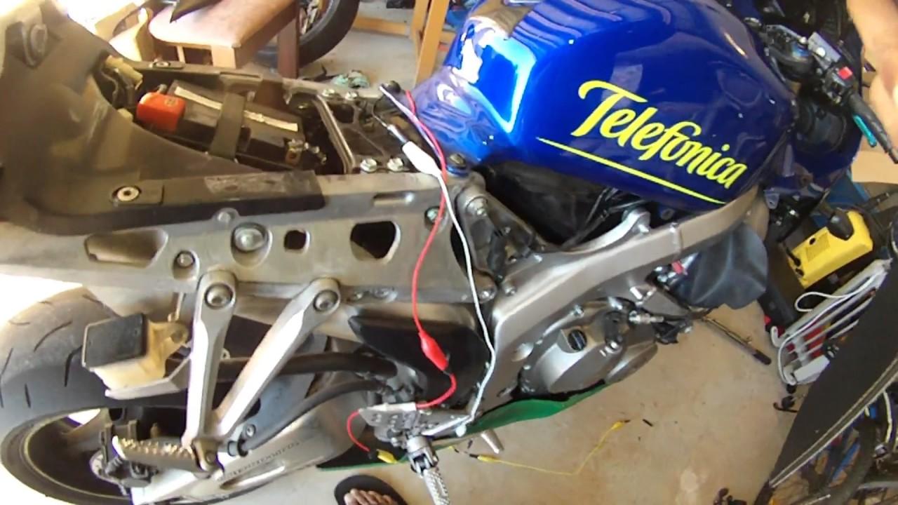 2005 2006 Honda Cbr600rr Hiss Key Programming
