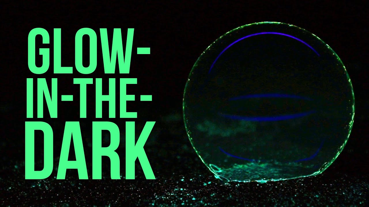 Glow In The Dark Tricks You Need To Try Youtube
