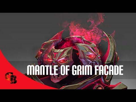 Dota 2: Store - Shadow Demon - Mantle of Grim Facade + Golden [Immortal]