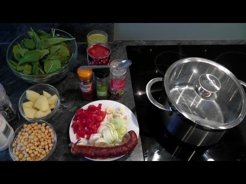 spicy-chorizo-&-vegetables-soup-recipe-how-to-cook