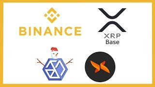 Binance Adds XRP as a Base Currency with TRX/XZC Pairs - CoinDCX & BTCEXA Add XRP Base