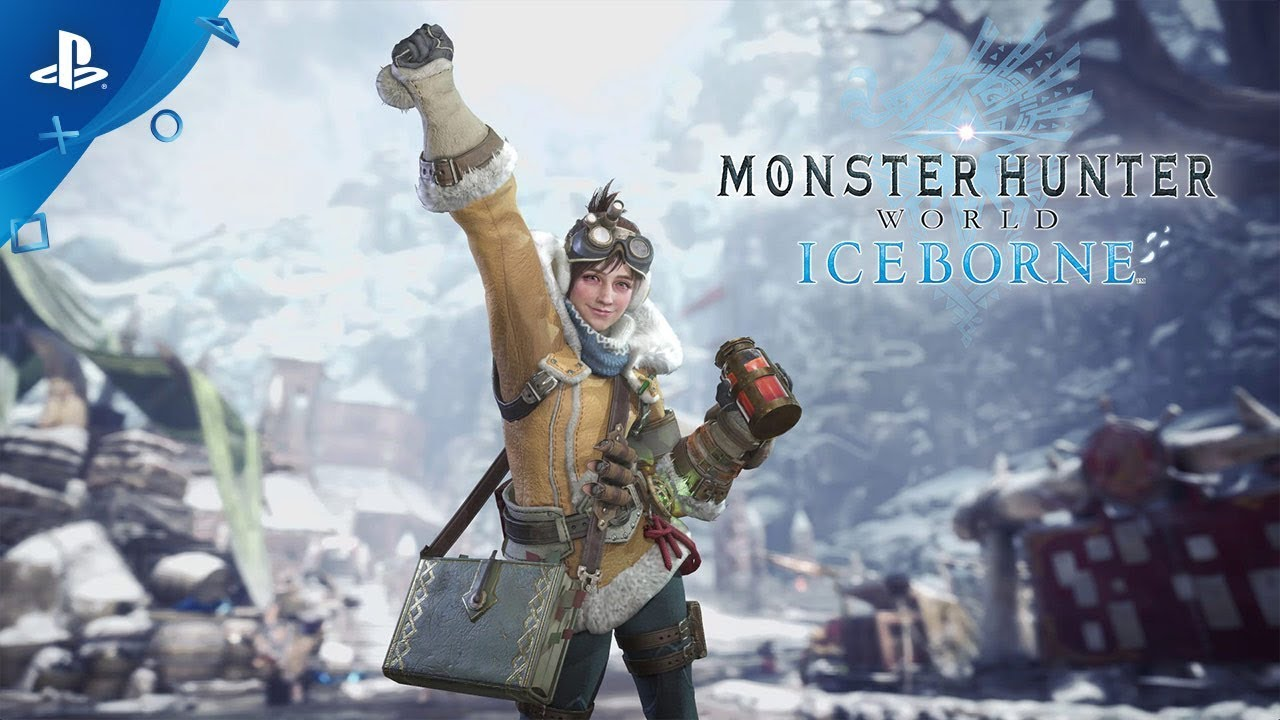 Monster Hunter World Iceborne A Tour With The Handler Ps4