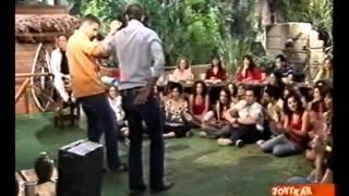 ΓΙΑΝΝΗΣ ΚΑΖΑΣ ΣΤΑΜΑΤΗΣ ΓΟΝΙΔΗΣ ALPHA TV No1