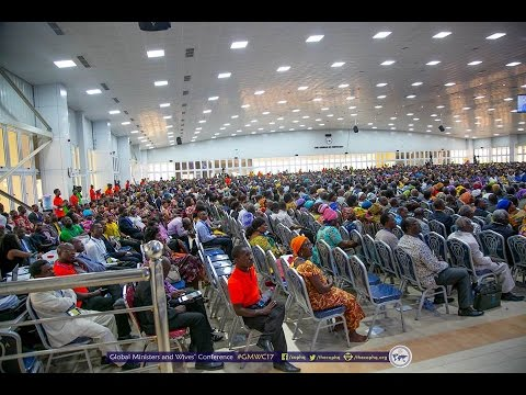 The C.O.P GLOBAL MINISTERS AND WIVES CONFERENCE 2017 (General Highlights)
