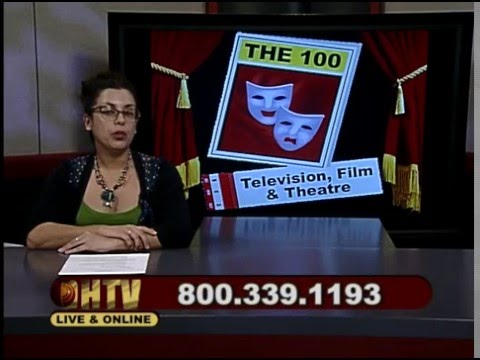 THE100 Television, Film & Theater #07 Spring 2016