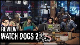 watch Dogs 2 Lebih Baik dari GTA 5? - Lazy Review