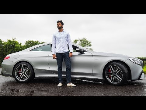 Mercedes-AMG S63 Coupe - Too Powerful For RWD! | Faisal Khan