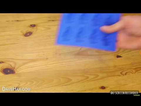 DIY-gallium Lego style fidget spinner.