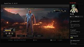 DubzwithNubzz's Live PS4 Broadcast