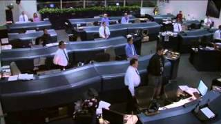 STS-135 Space Shuttle Atlantis - Flight Day 14 Wake Up - God Bless America