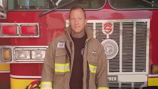 Chris Howe, Firefighter | Stories of Recovery- First Responders