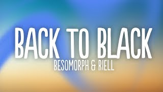 Download Besomorph, N3WPORT & Elijah Hill - Back to Black (Lyrics) ft. RIELL Mp3 and Videos