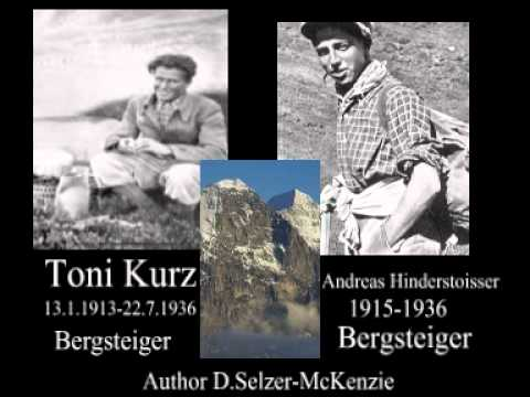 Toni Kurz Bergsteiger SelMcKenzie Selzer-McKenzie