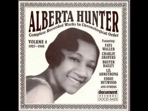 Alberta Hunter - Time waits for no one