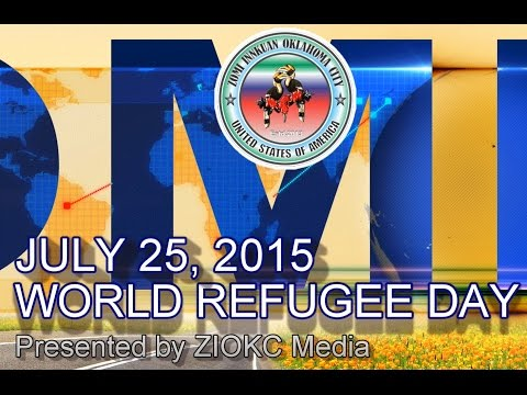 ZIOKC 2015 WORLD REFUGEE DAY FOR ALL