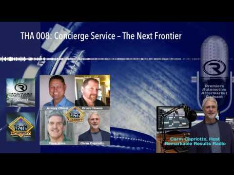 THA 008: Concierge Service – The Next Frontier