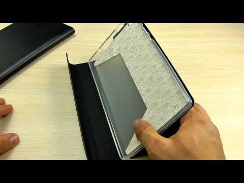 """ОБЗОР: Оригинальный Кожаный Чехол-Книжка для Lenovo Tab 2 A8-50 8.0"""""""