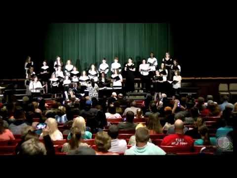 Ridley Middle School Select Choir- True Colors @RMSSpringConcert2018