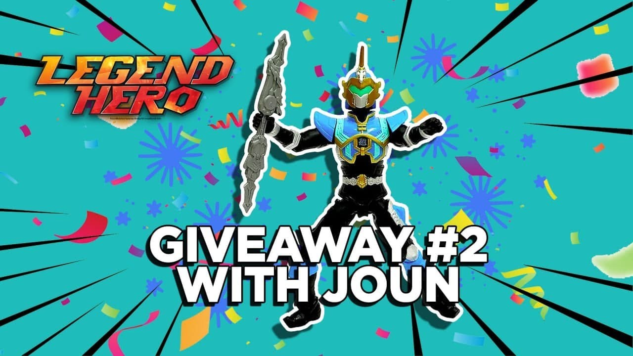 LEGEND HERO RTV GIVEAWAY #2 BARENG JOUN !!!  || RTVlog