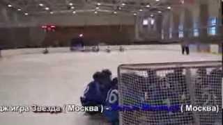 Следж хоккей 100 дней до Паралимпиады