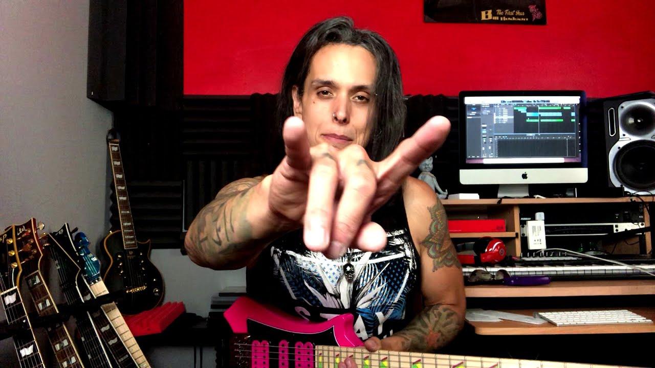 New Album Featured Artist - Guitarist Bill Hudson