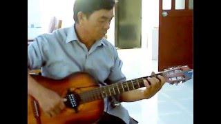 Bolero Flamenco . guitar .