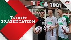 18/19 // FCA-Rückblick // Trikot-Aktion in der Innenstadt