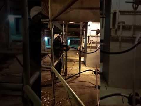 Применение пневмоимпульсной установки на объекте в Кстово