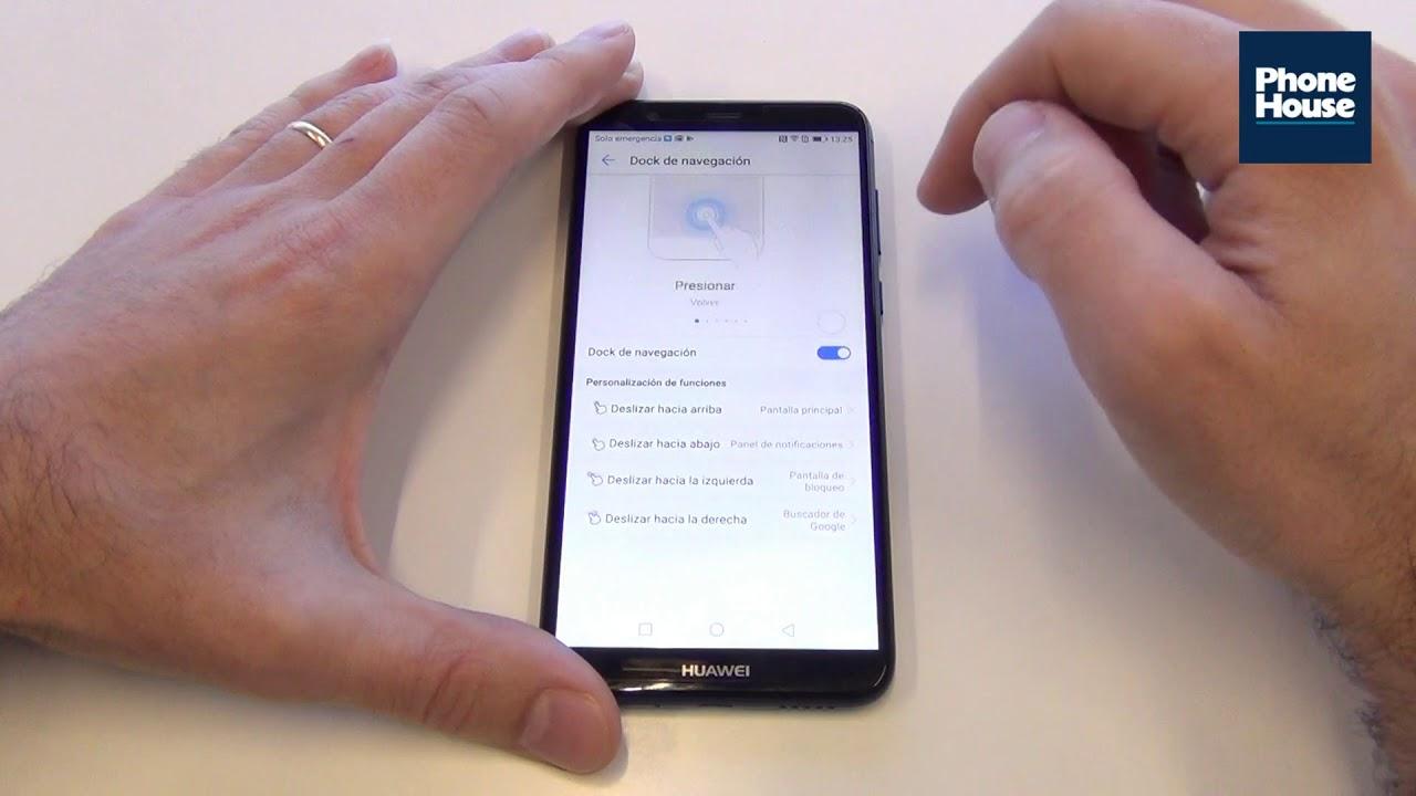 Tip Dock De Navegación En Huawei P Smart
