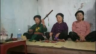 Then Nhót Làm Lễ Giả Hạn ở Tiên Yên 3 Chị Em Cùng Bên Nhau