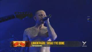 Video Linkin Park - What I've Done [Live in Argentina 2017] [New intro - Mr. Delson Solo] download MP3, 3GP, MP4, WEBM, AVI, FLV Desember 2017