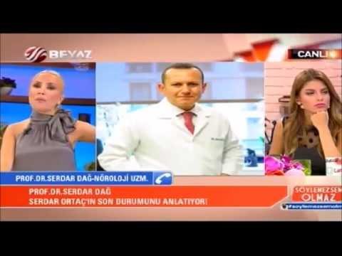 Serdar Ortaç ve MS Hastalığı   Prof. Dr. Serdar Dağ