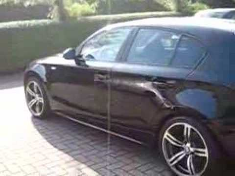 bmw m series e87 118d chipped by auto tune heinz 160hp youtube. Black Bedroom Furniture Sets. Home Design Ideas
