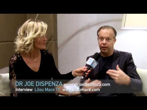 Dr Joe Dispenza - Law of attraction the quantum way. Creating change from the unknown 1/2
