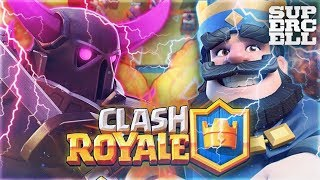 Clash Royale | It changes to be the best, the best that there ever will be
