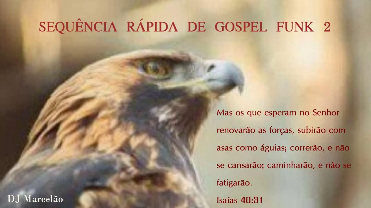 Sequência Rápida de Gospel Funk 2 - DJ Marcelão de Cristo