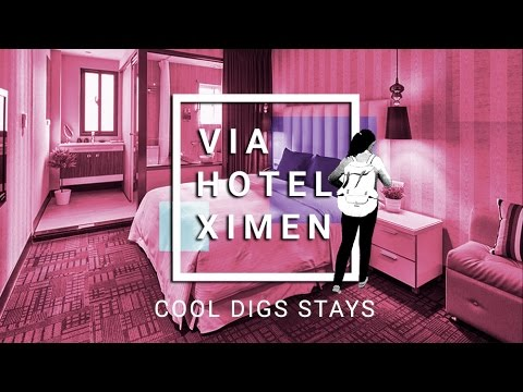 VIA Hotel Ximen: Great Taipei Hotel Stay
