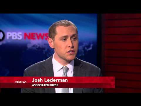 Lederman talking about the OPM hack affecting more than 21 million and sensitive data breaches.