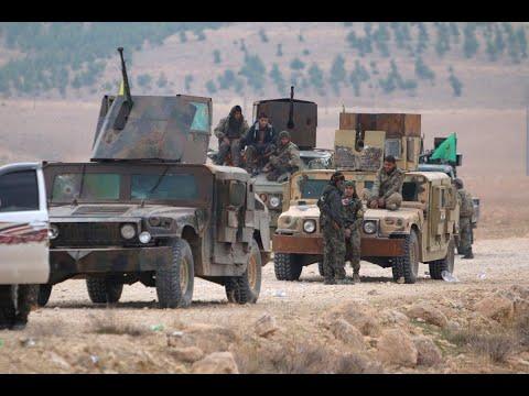 قوات سوريا الديمقراطية تتعهد بالرد على أي هجوم تركي  - نشر قبل 24 دقيقة