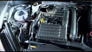 VW Golf 7 vs Toyota Auris