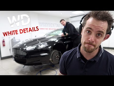 Aston Martin DBS Carbon Ed - VLOG 054