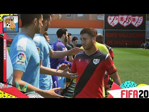 Fifa 20 Rayo Vallecano Vs Girona Estadio De Vallecas