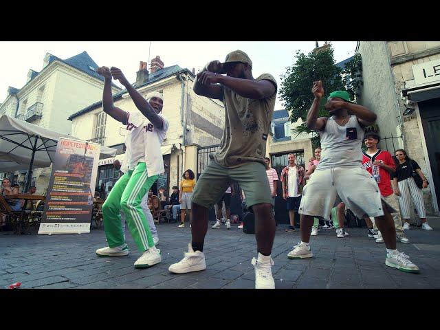 Tours 2021 | Street Show Part 3 | 2. Chance Saarland x Dance Hope