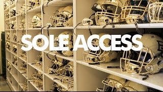 Inside Baylor University s Football Locker Room // Sole Access