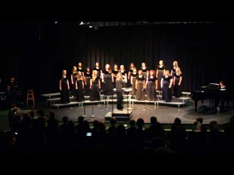 Eastern Randolph High School Chorus Spring Concert 2016- Part 1